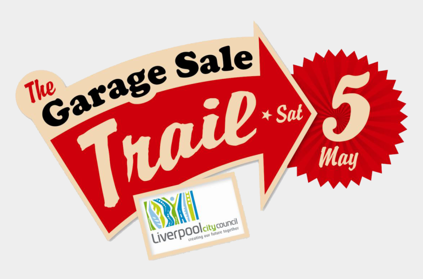 rummage sale clip art, Cartoons - Garage Sale Trail