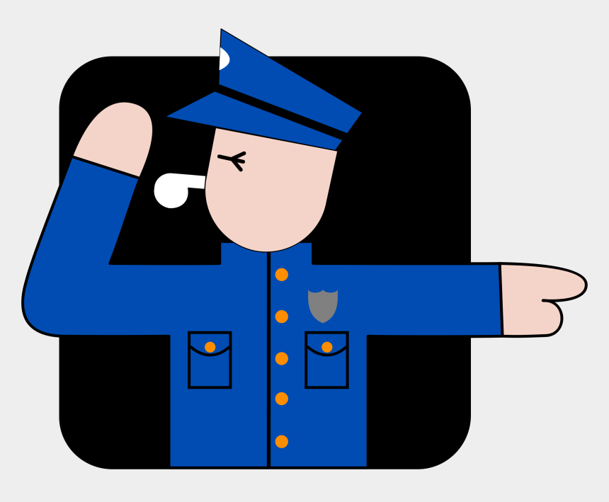 detective clip art, Cartoons - Officer Clipart Police Detective - Police Officer