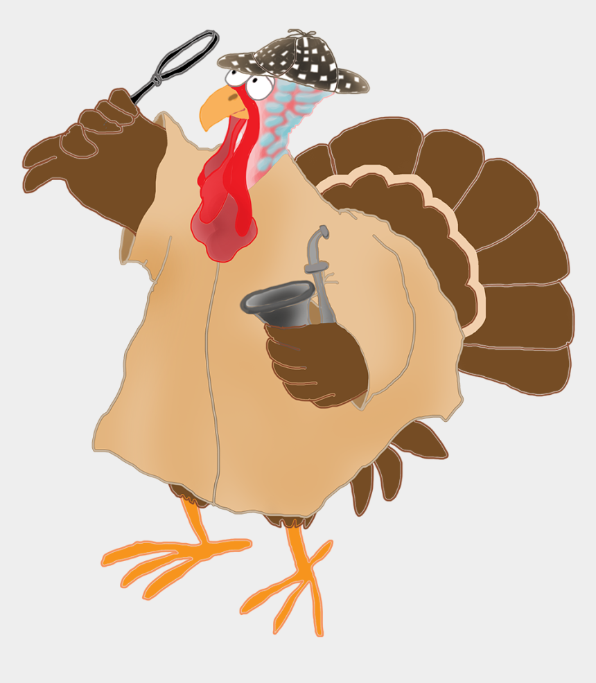 detective clip art, Cartoons - Pin Turkey Silhouette Clip Art Free - Turkey Detective