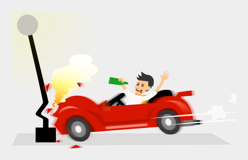 drink and drive clipart""