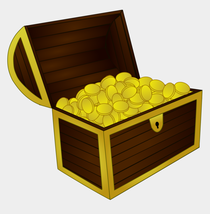 treasure chest clip art, Cartoons - Treasure Chest Clip Art Download - Clipart Treasure Chest