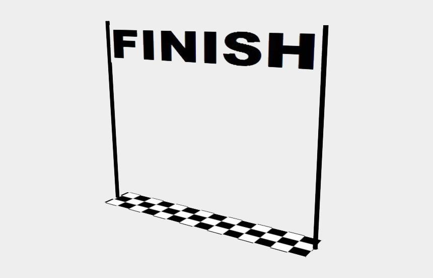 finish line clipart, Cartoons - Finish Line Transparent Image - Świeradów-zdrój