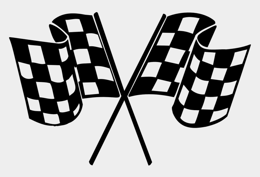 finish line clipart, Cartoons - Finish-line - Racing Flags Svg