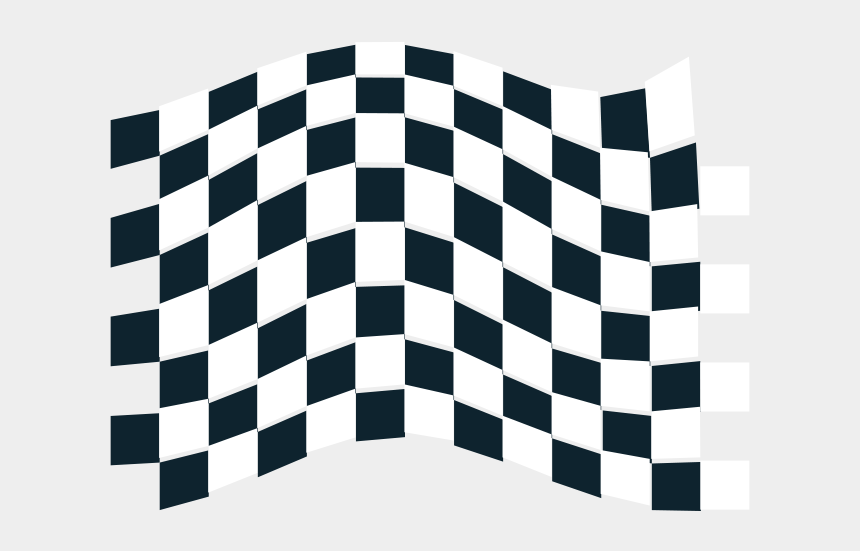 finish line clipart, Cartoons - Chequered Icon Clip Art At Clker Com Ⓒ - Black And White Checkerboard
