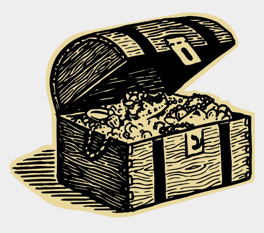 treasure chest clip art, Cartoons - Chest Clipart Pile Treasure - Treasure Hunt Animated Gif