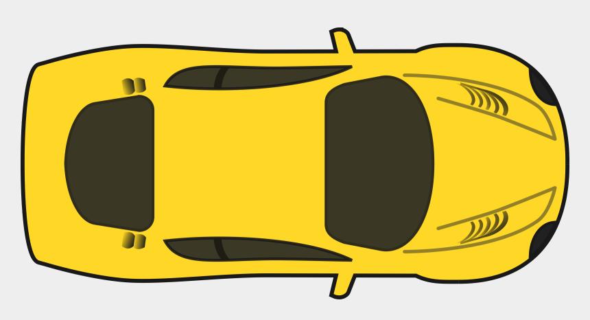 driving clipart, Cartoons - Road With Car Clipart - Race Car Down Clip Art