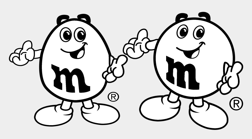 M M S Logo Black And White M M Black And White Clipart Cliparts Cartoons Jing Fm