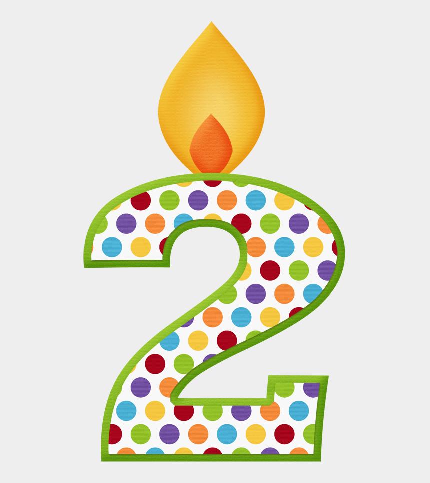 number 2 birthday clipart, Cartoons - Фото, Автор K - Birthday 2 Clipart