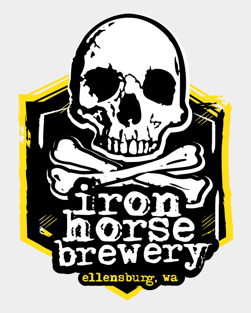 pile of bones clipart, Cartoons - We're Growing - Iron Horse Brewery