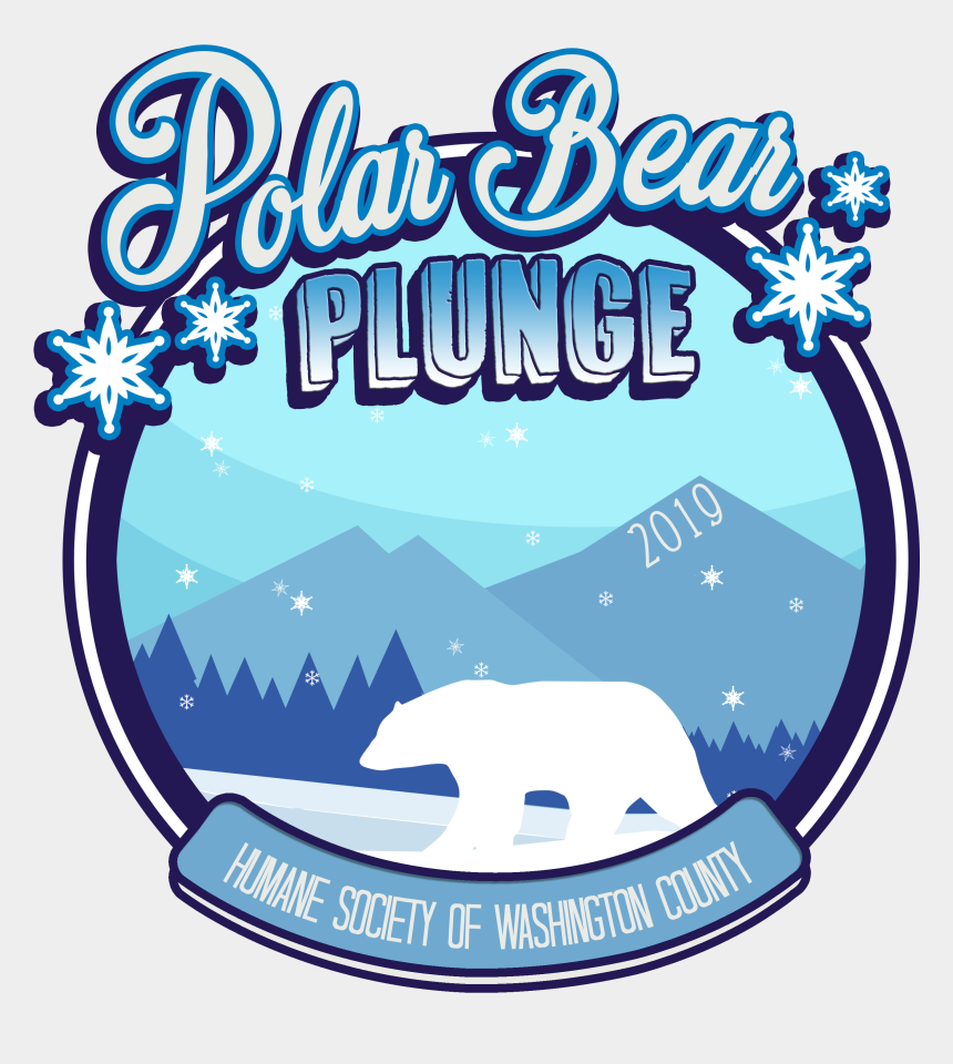 polar bear on ice clipart, Cartoons - There Are Currently No Tickets Available For This Event, - Polar Bear Plunge