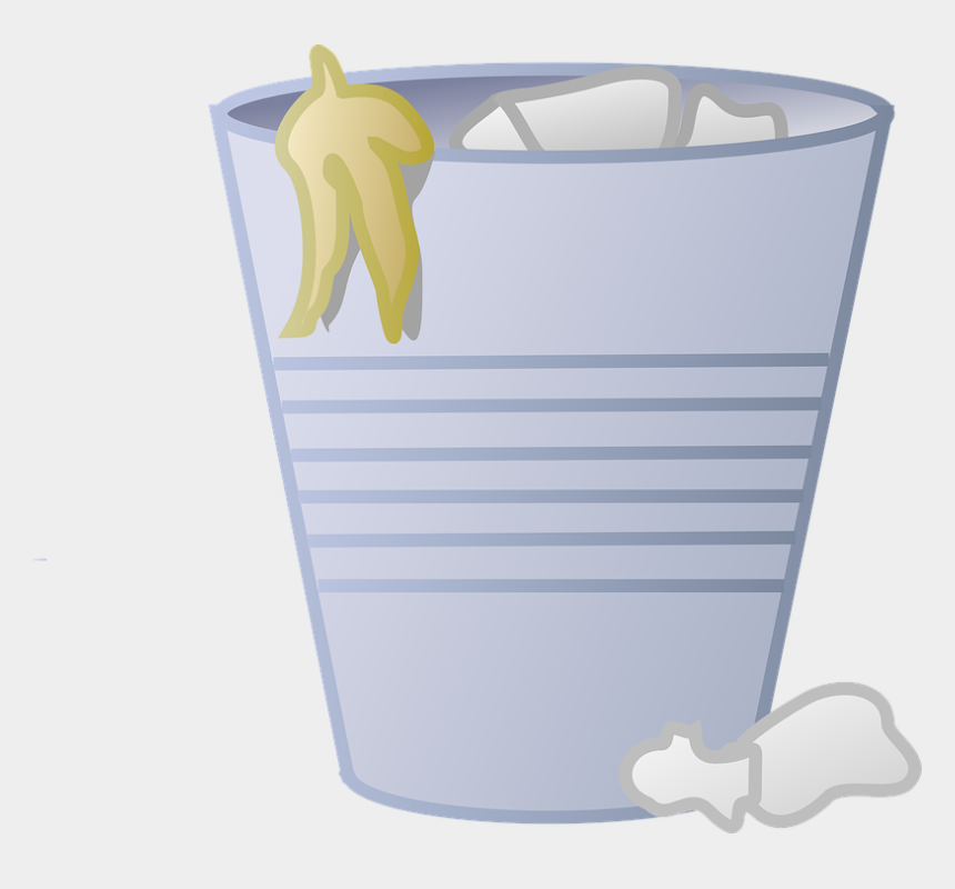 take out the trash clipart, Cartoons - Bin For Trash Clipart