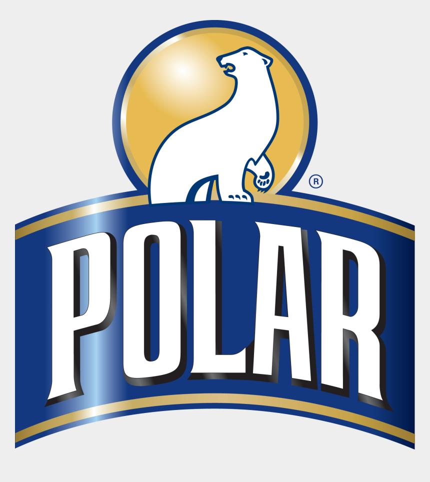 polar bear on ice clipart, Cartoons - Polar Beverages - Polar Beverages Logo