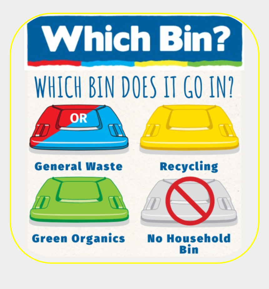 take out the trash clipart, Cartoons - Find Out 'which Bin' Your Household Materials Should
