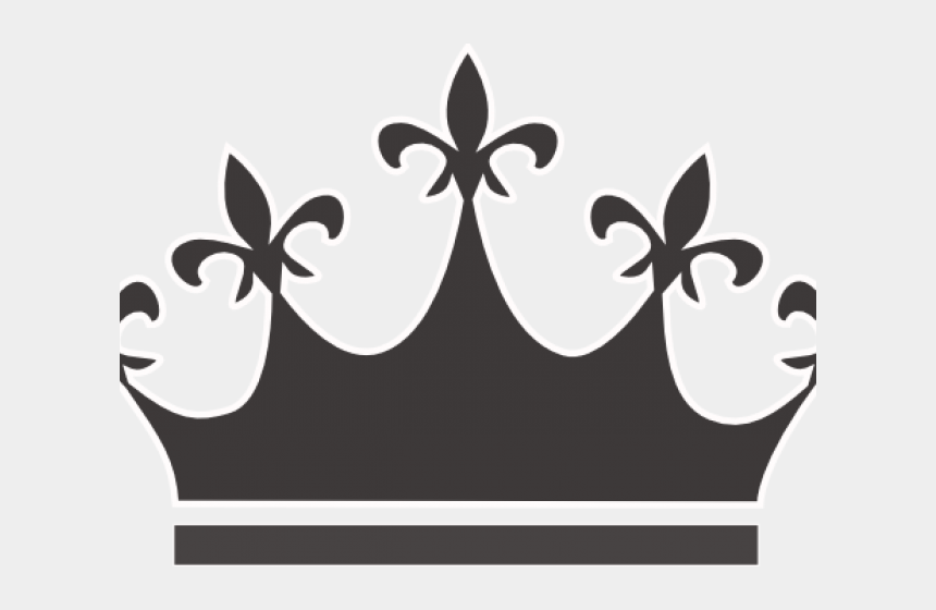 queen clipart black and white, Cartoons - Queen Clipart Crown King - Queen Crown Png Logo