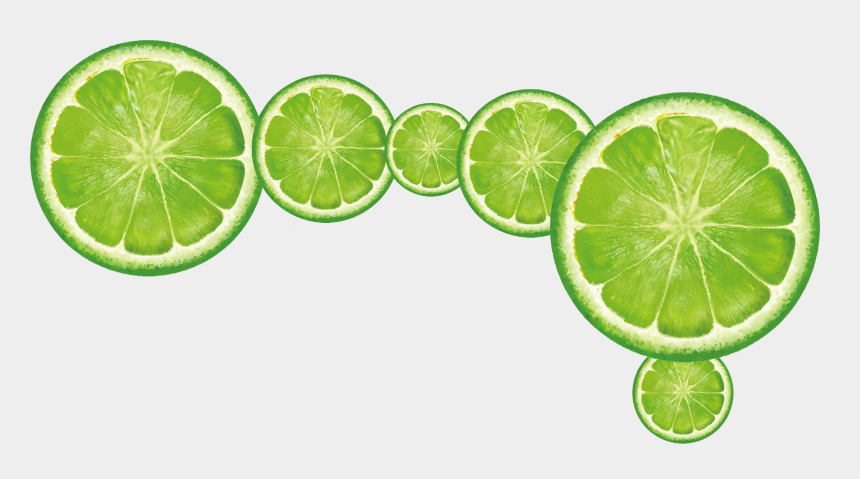lemon slice clipart, Cartoons - Lime Slice Png - Green Lemon Slice Png