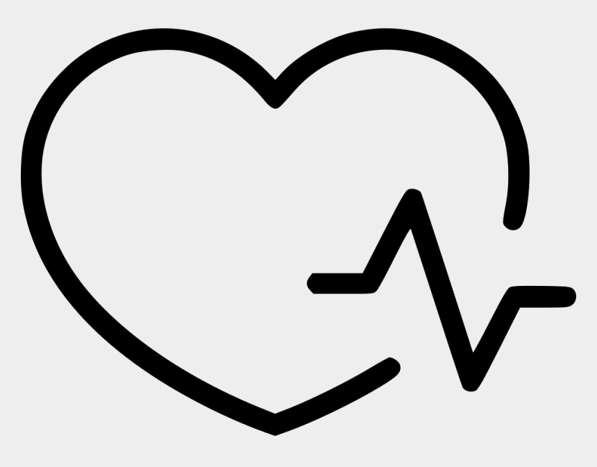 pulse clipart, Cartoons - Heart Pulse Svg Icon - Portable Network Graphics