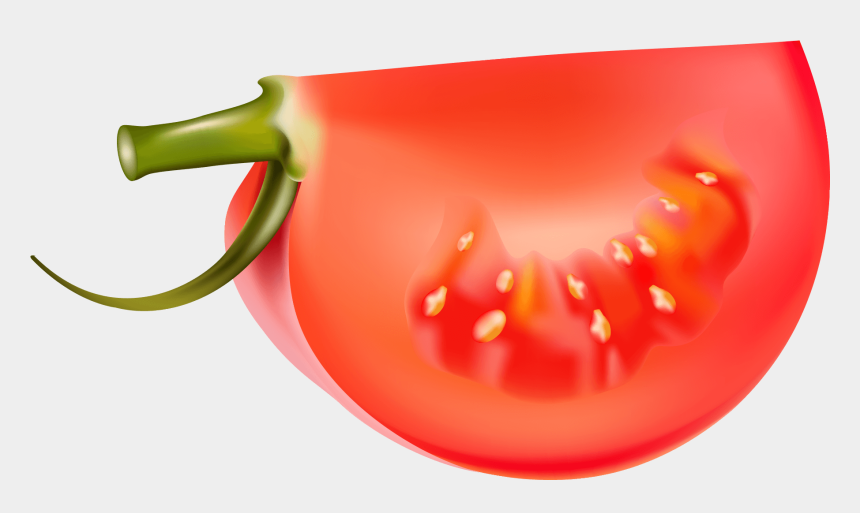 tomato slice clipart, Cartoons - Vegetables Vector Free