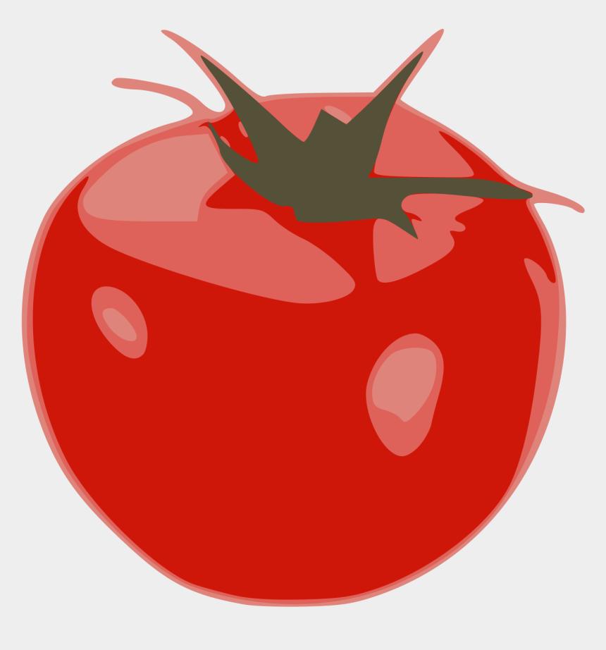 tomato slice clipart, Cartoons - Tomato - Flash Card Tomato
