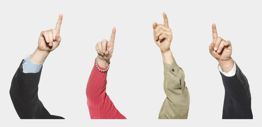 finger pointing at you clipart, Cartoons - Fingers Pointing Up - Fingers Pointing Png