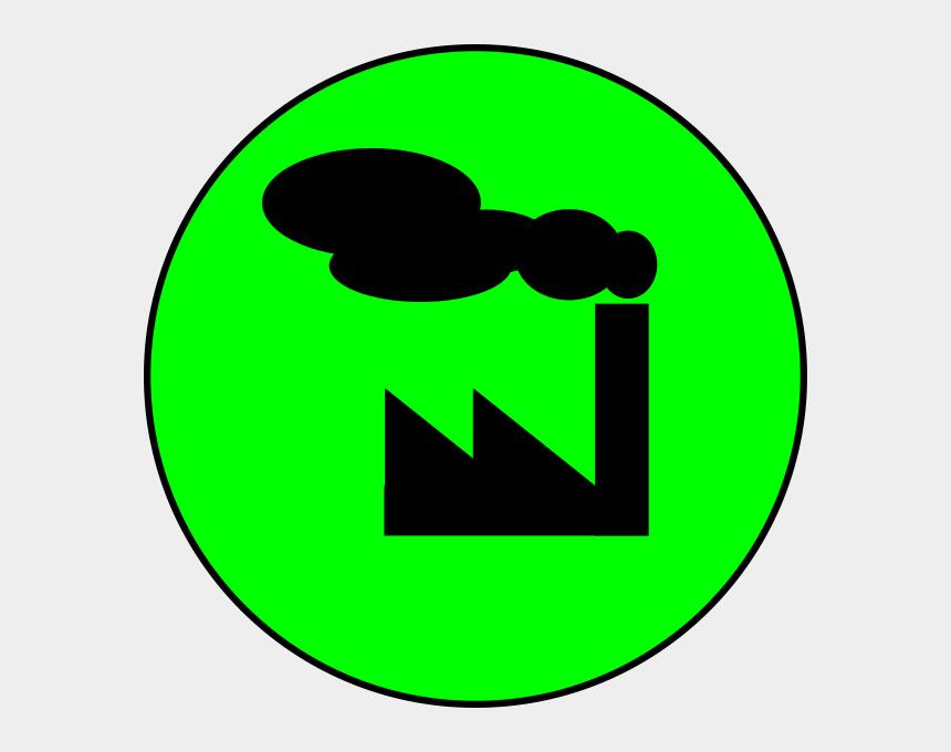 environmental clipart, Cartoons - Environmental Clip Art - Number Four Green