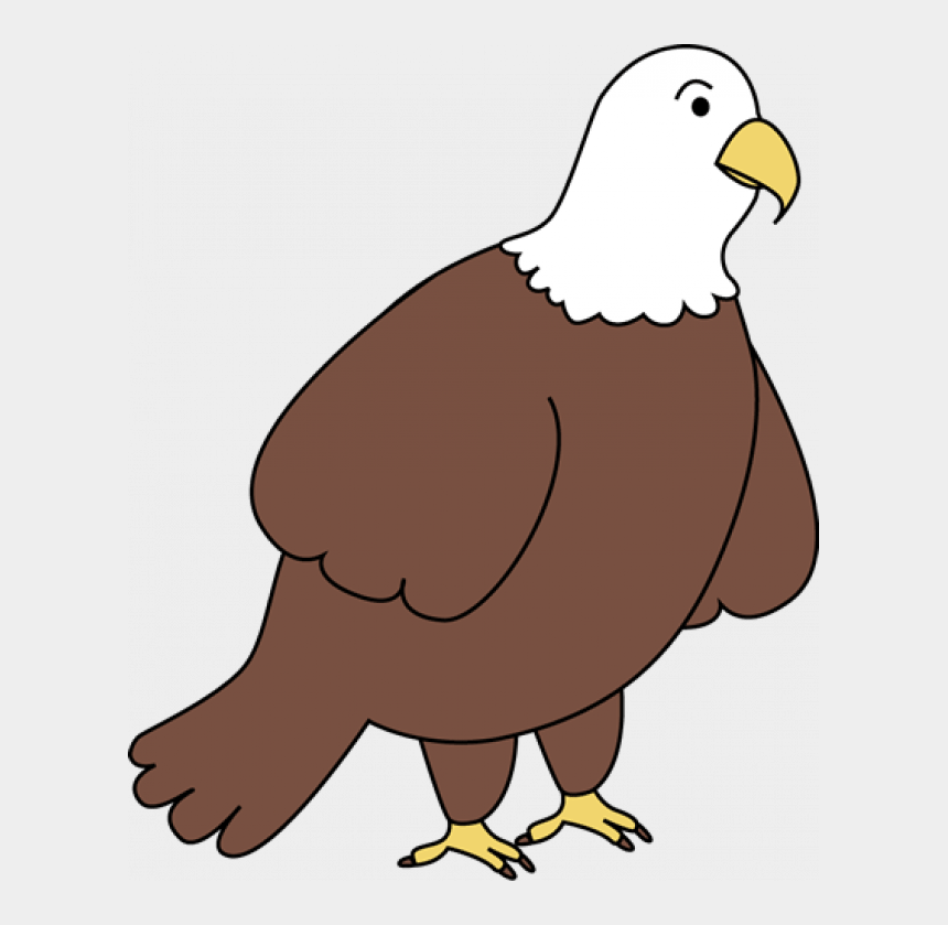 chicken wing clipart, Cartoons - Bald Eagle - Cute Bald Eagle Clipart