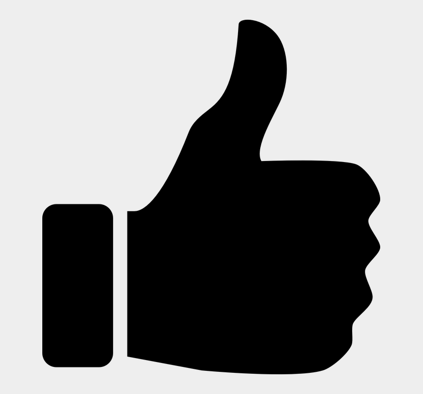 thumb up clipart, Cartoons - Ok Clipart Thumbs Up - Youtube Like Button Png