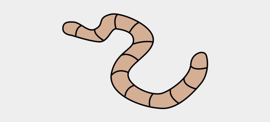 cute worm clipart, Cartoons - Earth Worm Clip Art