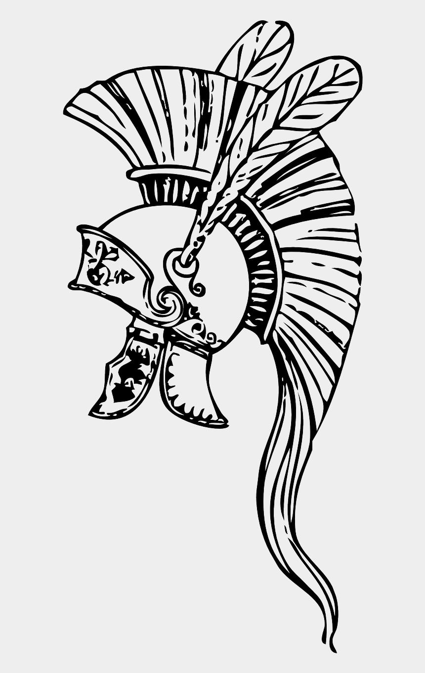 ancient greece clipart, Cartoons - Armor Of God Clipart - Greek Helmet