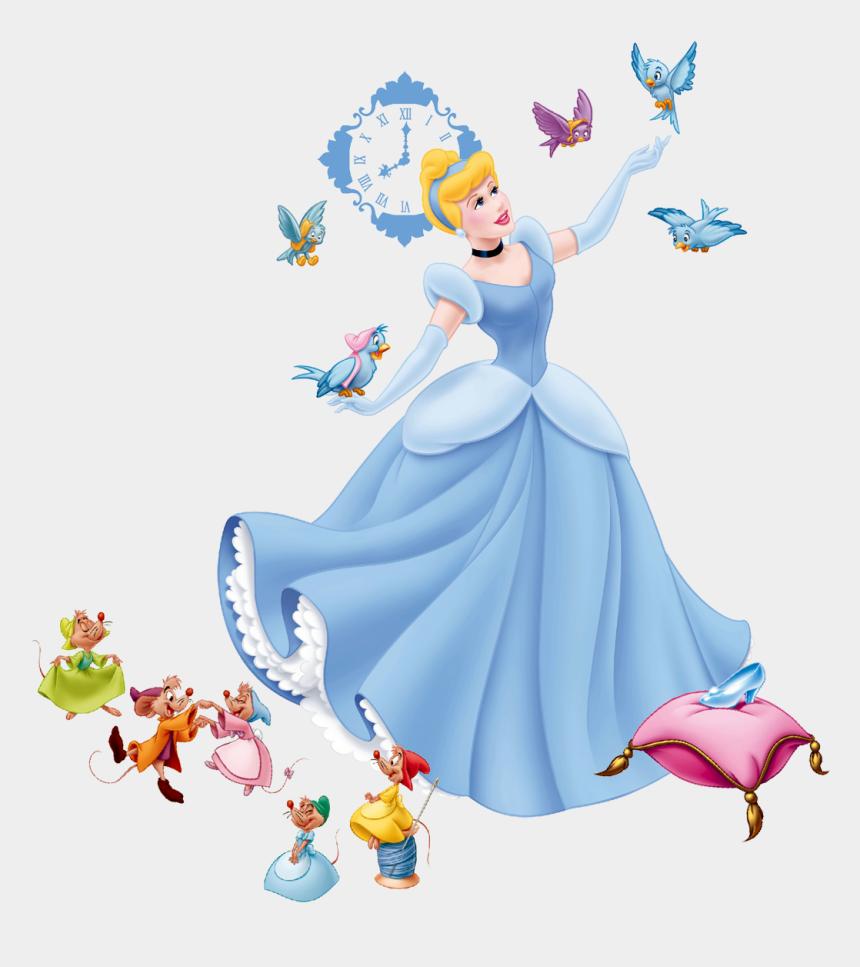disney princesses clipart, Cartoons - Transparent Disney Princess Cinderella Png - Cinderella Clipart