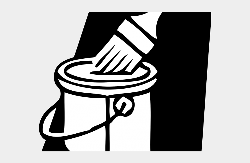 Paint Can Illustration On The White Background. Vector Illustration Royalty  Free Cliparts, Vectors, And Stock Illustration. Image 61601996.