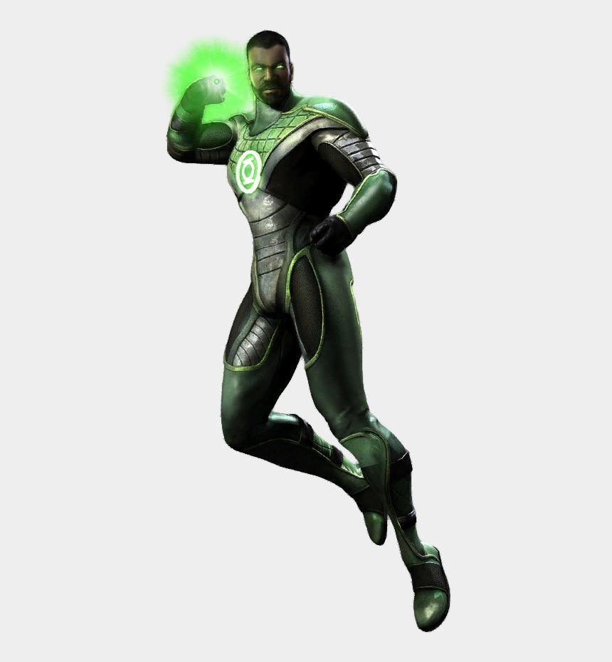 green lantern clipart, Cartoons - The Green Lantern Png Free Download - John Stewart Green Lantern Png