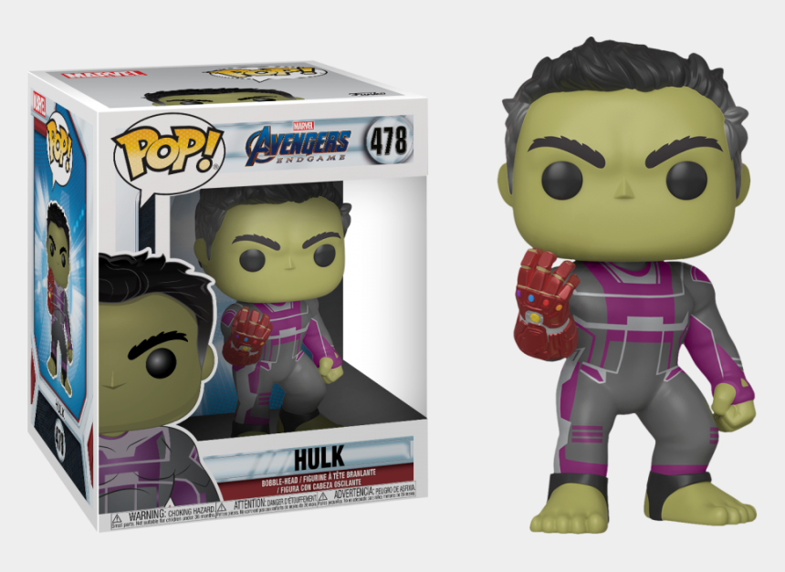 hulk fist clipart, Cartoons - Hulk Avengers End Game Funko Pop - Hulk Endgame Funko Pop