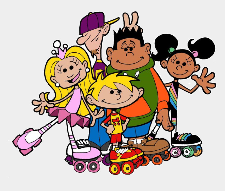 family night clipart, Cartoons - Child Clipart Roller Skating - Skating Rink Clip Art