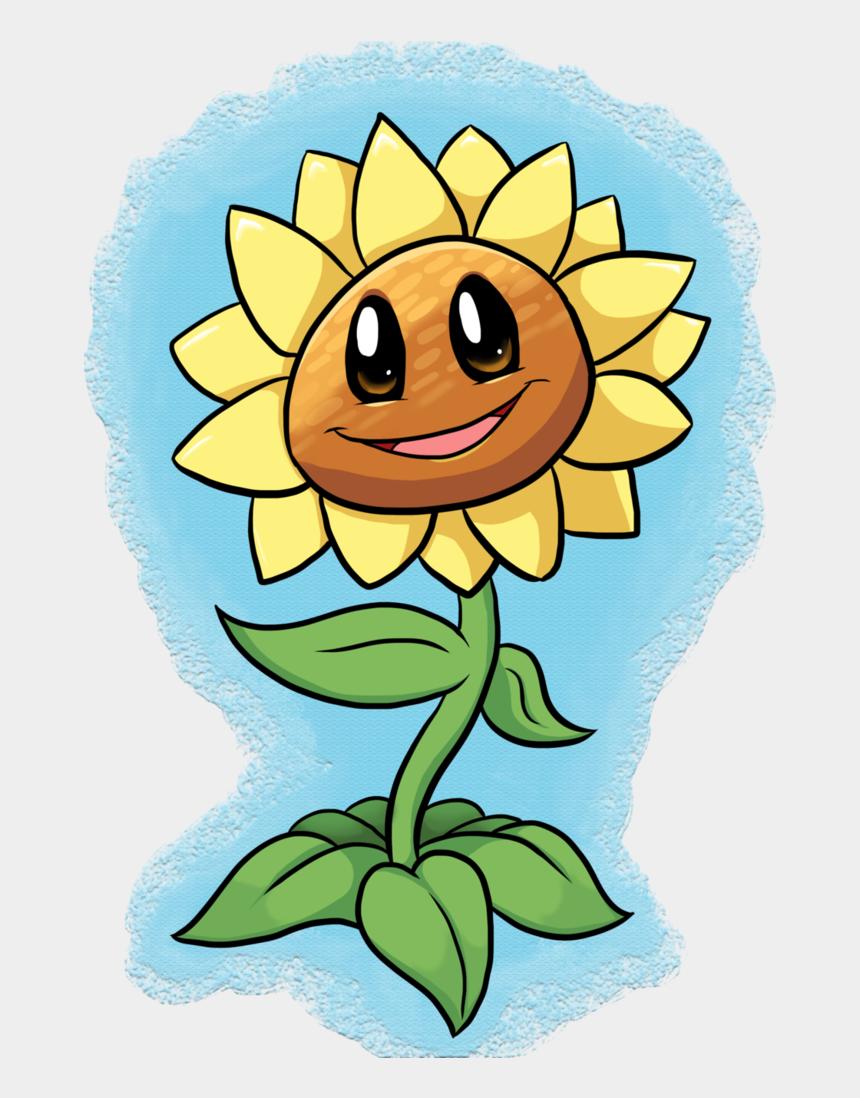 Plants Vs Zombies Clipart Sunflower Pvz Sunflower Cliparts Cartoons Jing Fm
