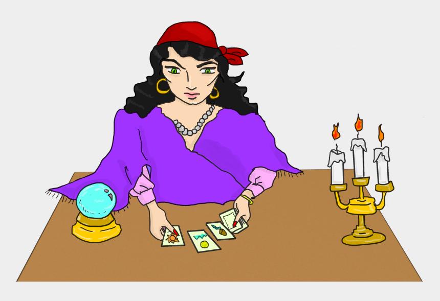 fortune teller clipart, Cartoons - Tarot Tarot Cards Fortune Teller Fortune Magic - Fortune-telling