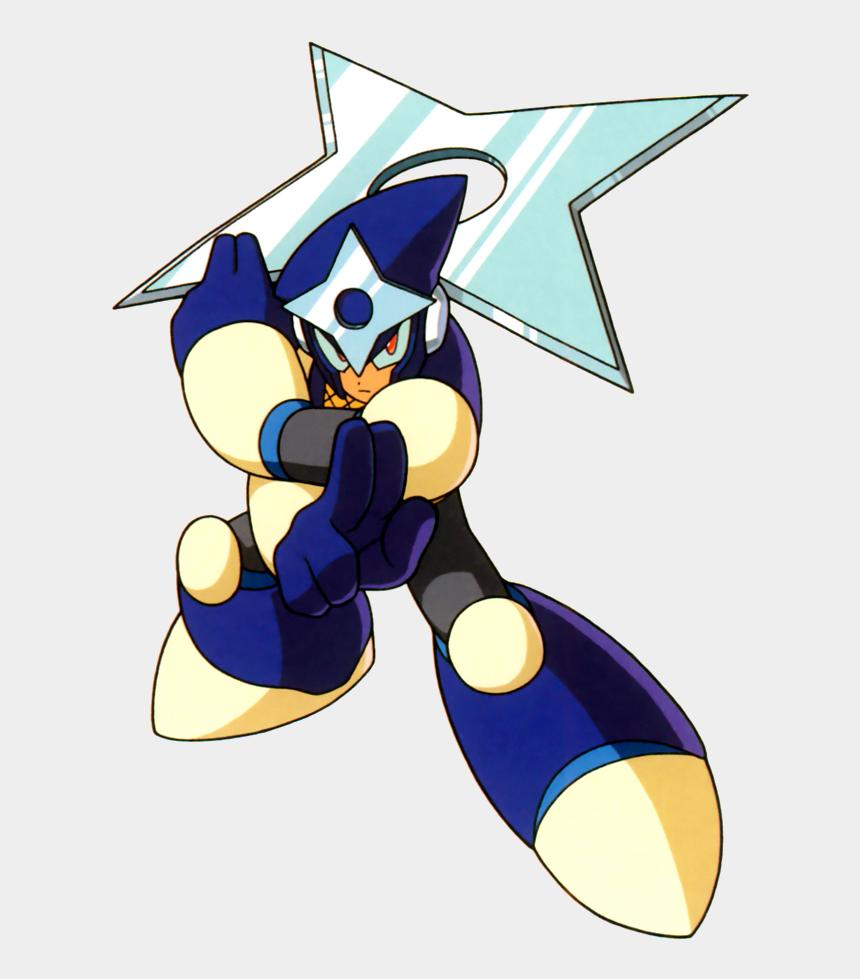 garbage man clipart, Cartoons - Villains, Bad Guys, Comic Books, Anime - Shadow Man Mega Man