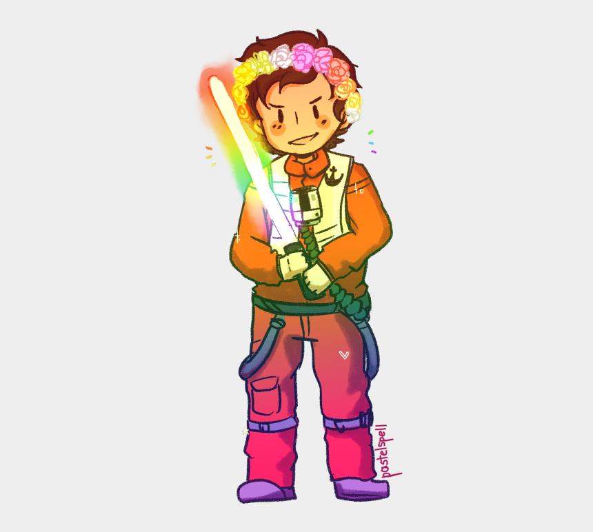light saber clipart, Cartoons - Rainbow Lightsabers Tumblr Space - Cartoon