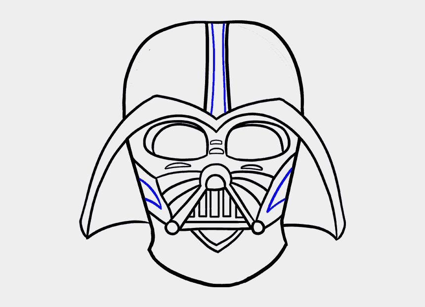 light saber clipart, Cartoons - Darth Vader Clipart Light Sabers - Hand Drawn Darth Vader