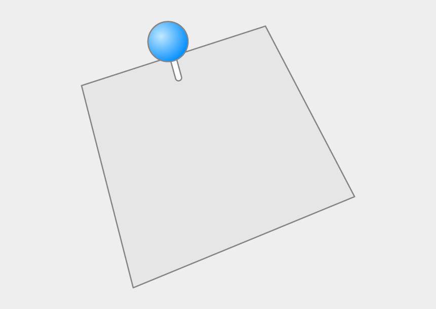 push pin clipart, Cartoons - Make Note - Balloon