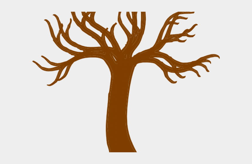 bare tree trunk clipart, Cartoons - Roots Clipart Tree Trunk - Branch