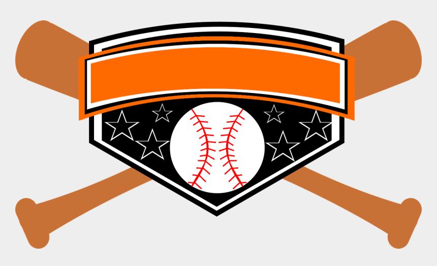 kids playing baseball clipart, Cartoons - Opening Day Craft - Logo De Baseball Png