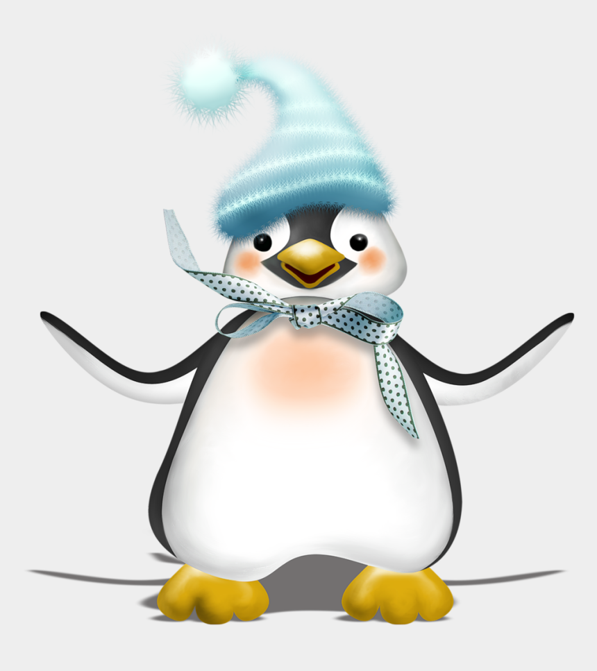 christmas penguins clipart, Cartoons - Penguin Clip Art Cute Clipart, Penguin Clipart, Simple - Hình Con Chim Canh Cut