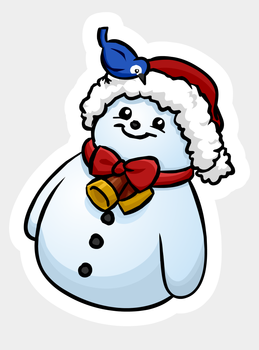 christmas penguins clipart, Cartoons - Holiday Penguin Png - Club Penguin