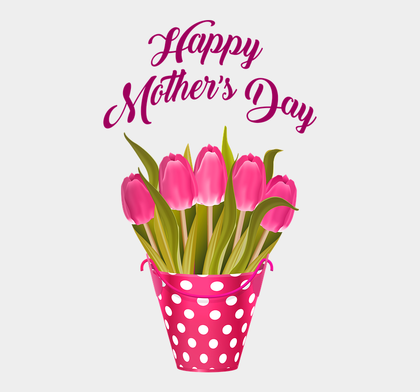happy mother's day clipart, Cartoons - Mother's Day Images - Flower Happy Mothers Day 2019