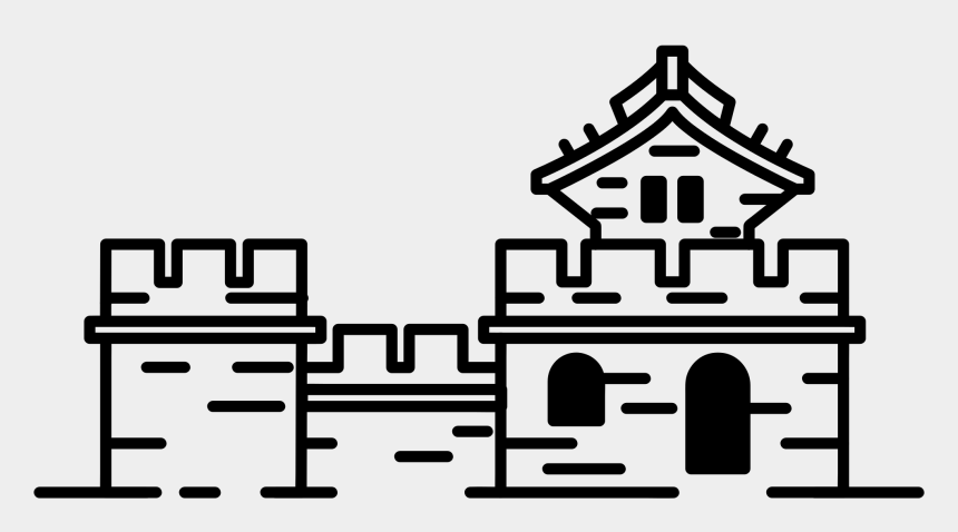 great wall of china clipart, Cartoons - File - Great-wall Mark - Svg - Wikipedia - Portable Network Graphics