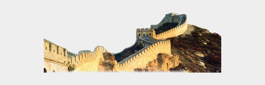 great wall of china clipart, Cartoons - The Great Wall Of China - Great Wall Of China Transparent