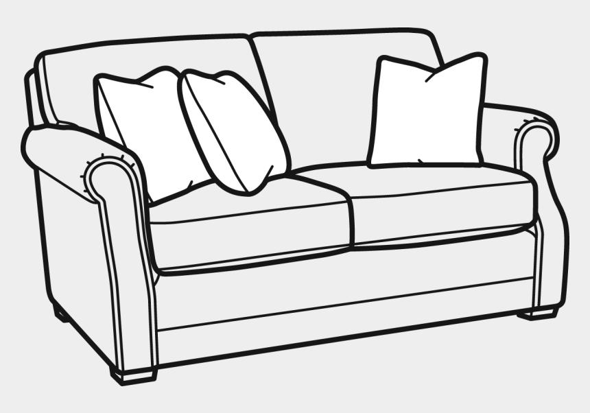 Share Via Email Download A High Resolution Image Sofa Clip Art