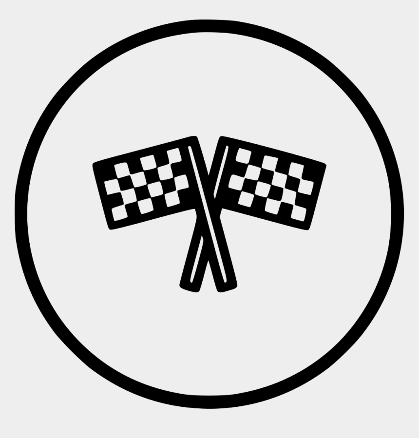 race flags clipart, Cartoons - Drawing Racing Flag - Icon Race Flag Png
