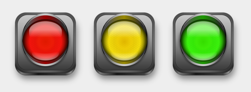 stop lights clipart, Cartoons - Stop Light Pictures - Semaforo Verde Png