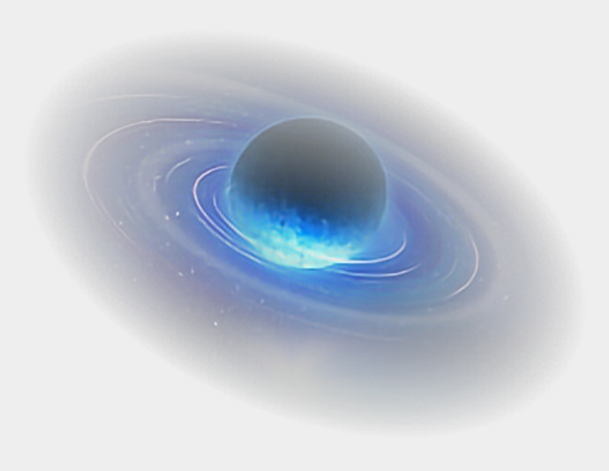 saturn planet clipart, Cartoons - Saturn Planet Gas Rings Blue Faded - Earth